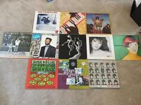 Indie/Pop/Reggae/New Wave Records/LPs - £5 each