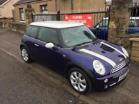 MINI COOPER 1.6 (2005) FULL SERVICE HISTORY, 1 YEAR MOT, WARRANTY £1895