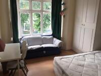 Two Huge Bedrooms Available In Shared House. off Askew Rd
