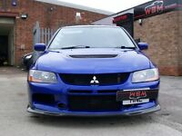 Mitsubishi Lancer 2.0 EVO IX MR FQ-320 4dr£29,500 p/x welcome ONLY 5000 MILES,TOP SPEC