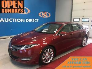 2013 Lincoln MKZ SUNROOF! NAVIGATION! FINANCE NOW!