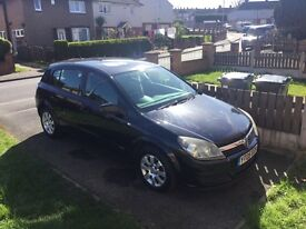 Vauxhall Astra 2005 1.6 (Service History & MOT) (Clean Car)