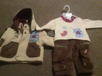 Boys outfit 0-3 months brand new