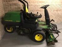 John Deere 2500e grass mower gang 3 cylinder Deisel engine