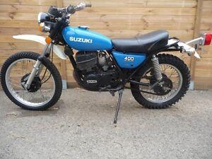 1976? Suzuki TS 400 Enduro