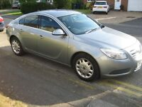 PCO Car For Sale Vauxhall insignia 61 plate 2ltr d 12months mot 7 months phv transferable