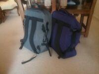 Cabin Zero travel bags