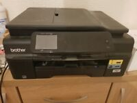 Brother Inkjet Colour Printer MFC-J870DW Touchscreen - in very good condition