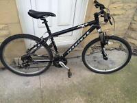 Ridgeback mx2 front suspension bike