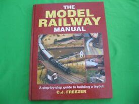 Model railway manuel