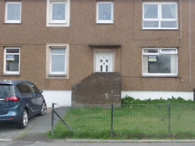 Lamont Crescent, Cumnock: 3 Bed Ground Floor Flat; Front & Rear Garden; Off Street Parking