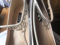 Brand new shoes by Quiz size 5, west Pinchbeck