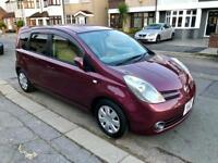 Immaculate Nissan Note. AUTOMATIC 59k miles