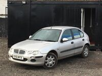 ★ ROVER 25 2.0L TD + DIESEL + LOADS OF SERVICE PAPERS ★