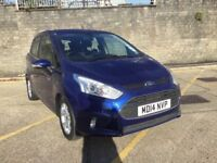 Ford b max automatic