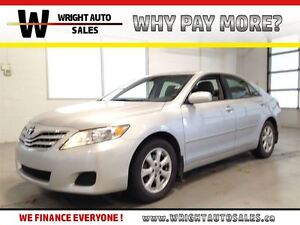 2010 Toyota Camry LE| CRUISE CONTROL| POWER SEAT| A/C| 107,560KM