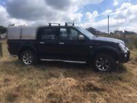 Isuzu Rodeo Denver Pickup. 11 Months MOT 114000 miles Tows 3.5 Tonnes
