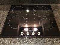 Smeg ceramic electric hob