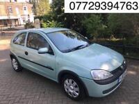2002 Vauxhall Corsa Comfort 16V # LONG MOT # Lovely Car # Cheap Insurerence #