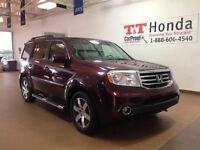 2012 Honda Pilot Touring *Local Trade, No Accidents, Fully Loade