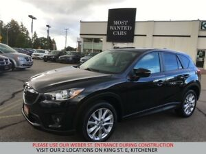 2015 Mazda CX-5 GT AWD | LEATHER | SUNROOF | BOSE SOUND