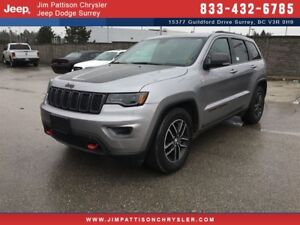 2017 Jeep Grand Cherokee Trailhawk - LOADED!