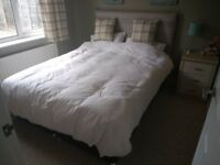 Sealy King Size Adjustable Bed