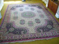 Oriental carpet / rug (original)