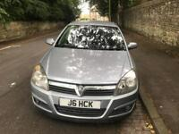 VAUXHALL ASTRA 1.7 CDTi Silver 5-dr NEW 12 MONTHS MOT **Low miles** History £1250