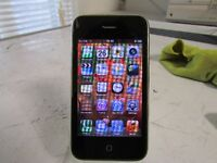 Apple iPhone WHITE 3GS - 16 GB - Smartphone LOCKED TO O2 NETWORK FWO £20