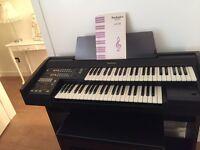 Technics organ sx-EAL
