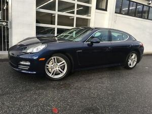 2011 Porsche Panamera 4S Local! No Accidents!