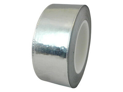 4 X 150 Ft Hexayurt Aluminum Foil Heat Shield Tape Rubber Adhesive With Liner