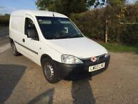VAUXHALL COMBO 2003 DIESEL 10 MONTHS MOT DRIVES GREAT THIS VAN IS IMMACULATE INSIDE AND OUT