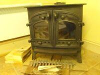 Wood burner 'Villager'
