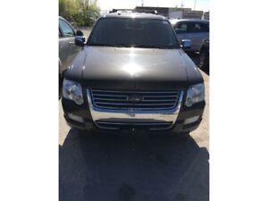 2007 Ford Explorer Limited V8| Leather| 4X4