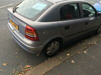 Vauxhall 2002 very cheap £299ono