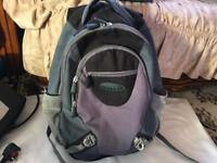 Jeep backbag good condition used zipper £5