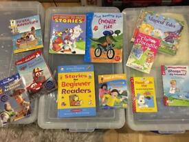 Learn to read book bundle beginner readers inc kingfisher book x 11 all reading levels
