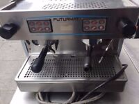 CATERING COMMERCIAL ESPRESSO COFFEE MACHINE KEBAB CAFE SHOP DINER COFFEE SHOP KITCHEN COMMERCIAL PUB