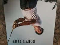 RORY McILROY BOOK