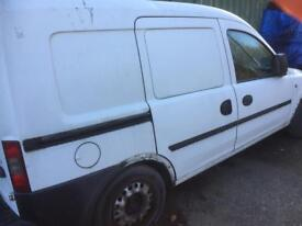 Vauxhall Combo/corsa 1.3 cdti Breaking For Spares
