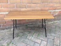 Lovely mid century atomic style coffee side table