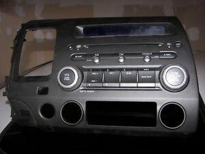 Honda civic oem radio 2006-2011