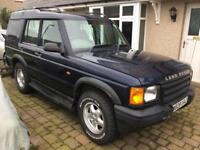 Land Rover Discovery 2 TD5 for sale