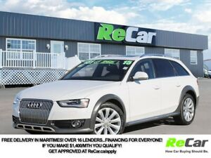 2015 Audi A4 allroad 2.0T Komfort AWD | HEATED LEATHER | BACK...