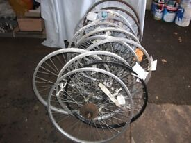 """24""""INCH WHEELS, CHUNKY TYRES, TUBES, CLEARANCE,"""