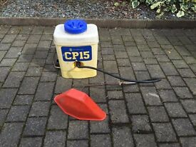 Cooper Pegler CP15 Backpack Sprayer.