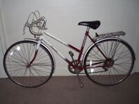 """Classic/Vintage/Retro Raleigh Cascade 20"""" Racing/Road Bike (BRAND NEW tyres)(will deliver)"""