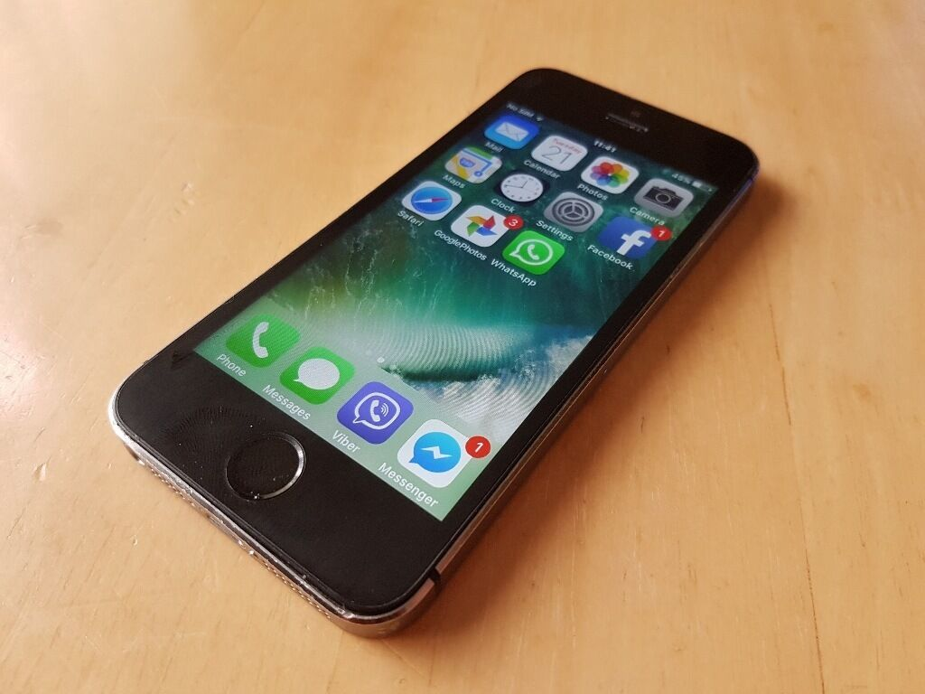 iPhone 5s unlockedin Ballynahinch, County DownGumtree - for sale iPhone 5s 16gb unlocked full working , some marks on trim , hence cheap price . no offers